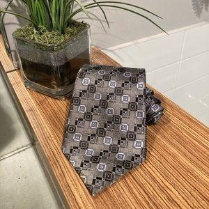 ♦️2/$15 SIMON CHANG Silk tie